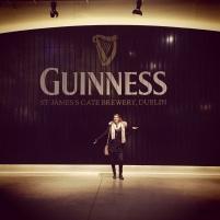 Guinness Storehouse - Irish FAM