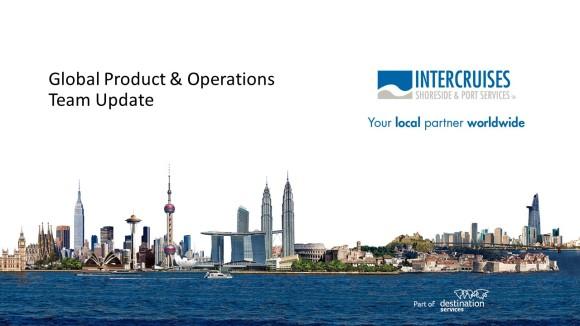 2016 Intercruises PowerPoint Presentation Format - EDITABLE SLIDE