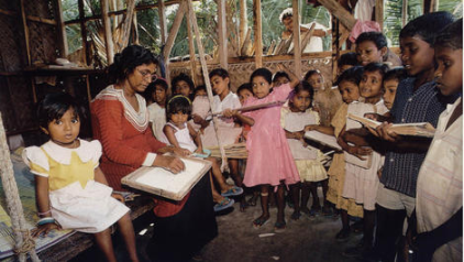 Make a difference and help provide these children with a brighter future with a visit to the Hulhumale Orphanage.