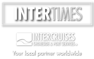 Magic Performance by Intercruises in Le Harve